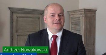 Życzenia Andrzej Nowakowski