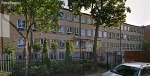 Przyszła siedziba MDK, budynek byłego Gimnazjum nr 2 przy ul. jakubowskiego