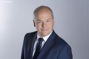 Prezydent Płocka Andrzej Nowakowski