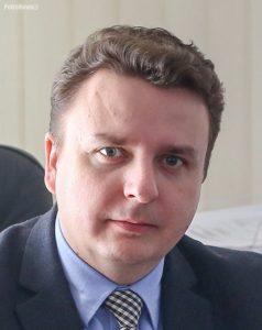 Wiceprezydent Jacek Terebus