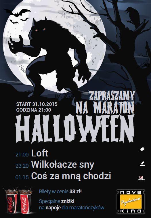 Maraton Halloween 2015