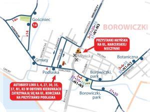 mapa_objazd_borowiczki