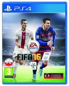 Konsola Play Station 4 z grą Fifa 16 1699 zł dostępna w Sony Centre