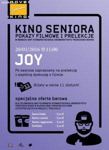 Kino Seniora JOY