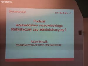 Podział Mazowsza