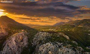Chorwacki krajobraz