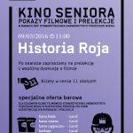 Kino Seniora marzec