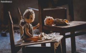 Opuszczone przedszkole w Czarnobylu