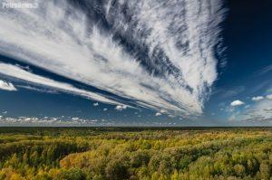 Czarnobyl, zachodnia część strefy