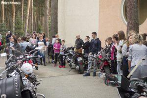 Motocykliści dla dzieci
