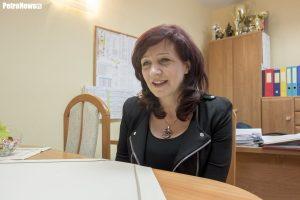 Beata Jakubowska, dyrektor ZS w Goślicach