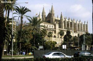 Palma de Mallorca, fot. Wikipedia