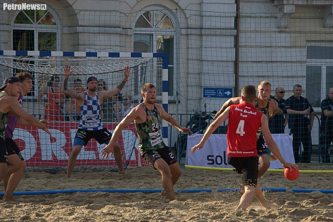 Płoccy piłkarze piłki plażowej będą bronić tytułu