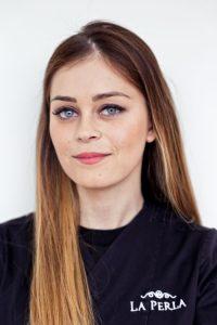 Klaudia Butkiewicz, główny kosmetolog Kliniki La Perla