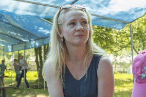 Pani Agnieszka, siostra Kuby