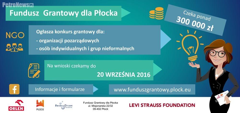 Fundusz Grantowy dla Płocka