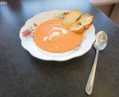 Mariola gotuje: Pomidorowe gazpacho
