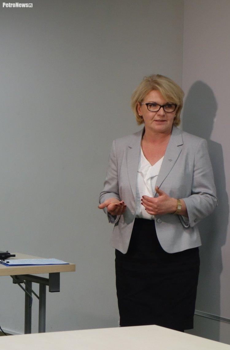Małgorzata Kamińska, fot. Magda Grodecka