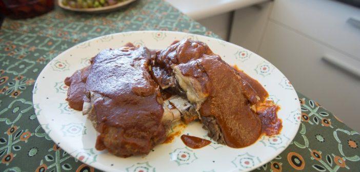 Mariola gotuje: Żeberka wołowe w sosie barbecue