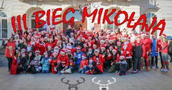 Przebrani za Mikołajów i renifery wystartują w biegu