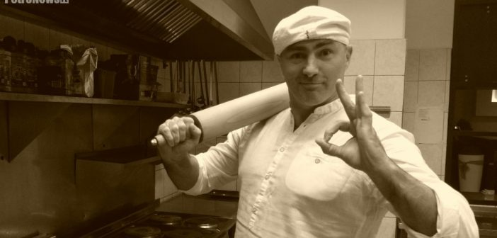 Artur Gałach od kuchni: Moją pierwszą potrawą była koza