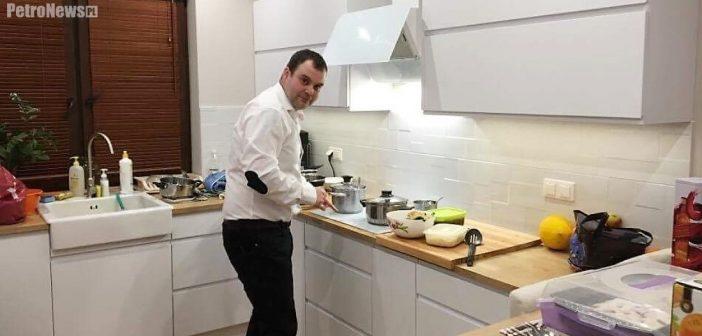 Bartosz Leszczyński od kuchni: Zjadłem czerninę, bo sądziłem, że jest… czekoladowa