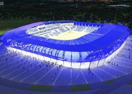 Na nowym stadionie nie tylko piłka nożna. Jest już koncepcja