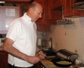 Leszek Brzeski: Pieczenie ciasta drożdżowego to było wyzwanie!