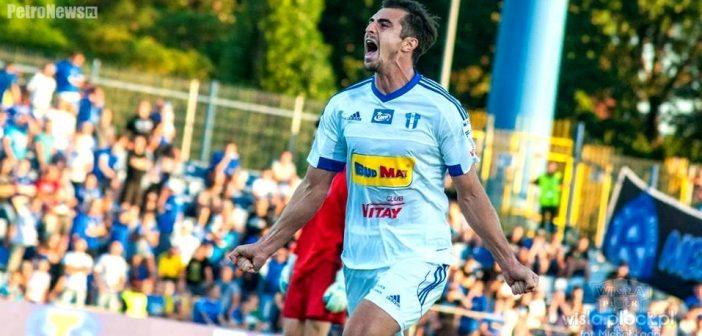 Giorgi Merebashvili zostanie w Płocku na dłużej