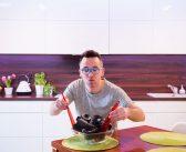 Arek Gmurczyk od kuchni: Lubię czytać etykiety produktów