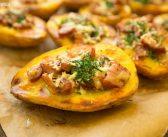 Mariola gotuje: Ziemniaki faszerowane