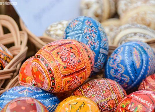 Wielkanoc zagościła na płockiej starówce
