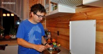 Michał Ners od kuchni: Jestem kuchennym towarzyszem