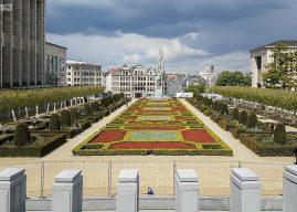 Bruksela – Europarlament, Polacy i bogactwo architektury