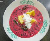 Mariola gotuje: Chłodnik z botwiny