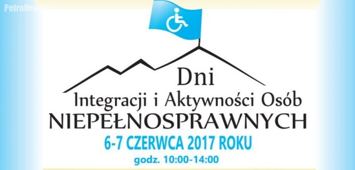 Dni integracji osób niepełnosprawnych w Płocku