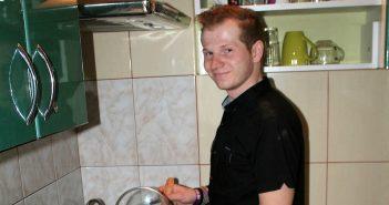 Maciej Frątczak od kuchni: Jadam jak typowy student