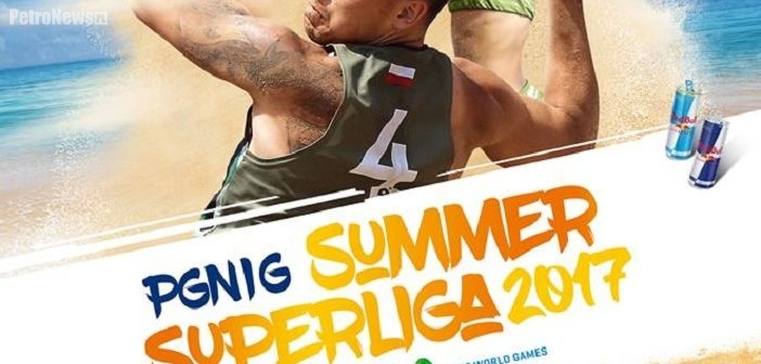 Już niedługo rusza PGNIG SUMMER SUPERLIGA PŁOCK 2017