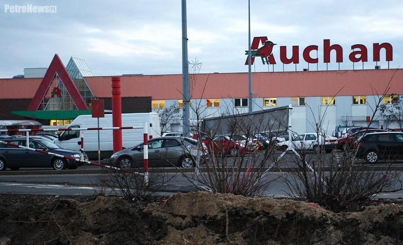 Drugie Auchan W Płocku Mamy Wypowiedź Rzeczniczki Petronews