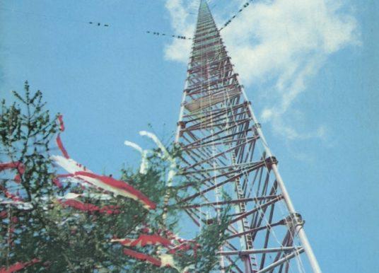 To w powiecie płockim zbudowano najwyższą budowlę na świecie