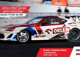 To już za miesiąc – VERVA Street Racing w Płocku!