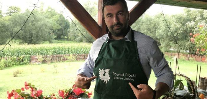 Mariusz Bieniek od kuchni: Jestem fanem grillowania