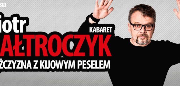 Piotr Bałtroczyk w NK Przedwiośnie. To już ostatnie bilety!