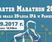Policjanci pobiegną w maratonie po Płocku
