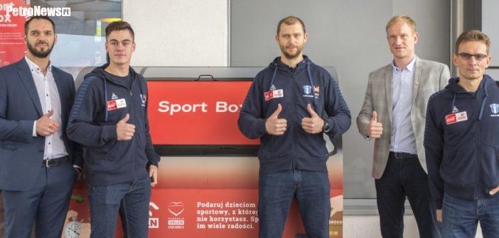 Adam Wiśniewski: Warto pomagać dzieciom. Trwa akcja Sport Box