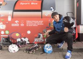 Tomasz Araucz: Jeśli macie niepotrzebny sprzęt sportowy, pomóżcie dzieciom
