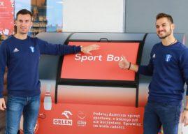 Seweryn Kiełpin: Trzeba pomóc zrealizować marzenia. Sport Box również z Wisłą Płock