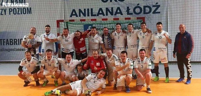 SPR Handball wygrał w Łodzi