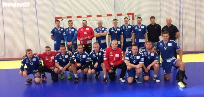 Handball na fotelu lidera do wiosny