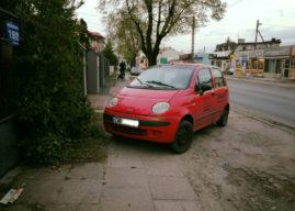 Mistrzowie parkowania – jak parkują kierowcy w Płocku?